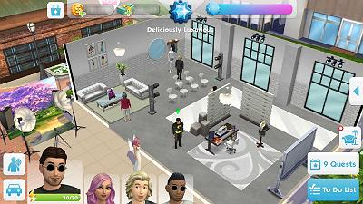 Asos Career Stories The Sims Mobile Gamea