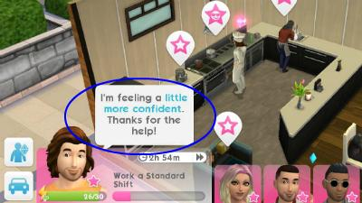 Risk Actions in The Sims Mobile | The Sims Mobile - GameA