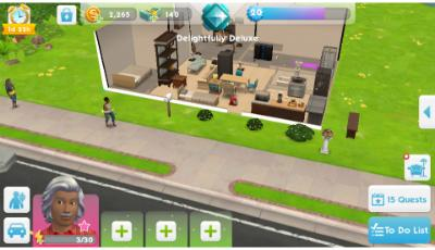Lifestyle Score How To Improve Rewards The Sims Mobile Gamea