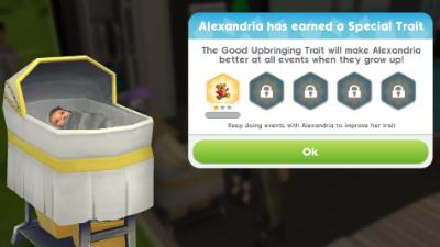 Having a Baby in The Sims Mobile [Complete Guide] | The Sims Mobile