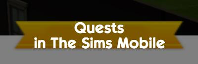 sims mobile roommate quest