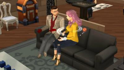 Ask to Move-in | The Sims Mobile - GameA