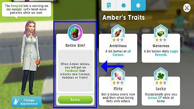 Aging and Retirement in The Sims Mobile | The Sims Mobile - GameA