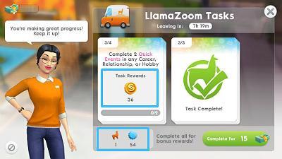 LlamaZoom: Tips and Tricks   The Sims Mobile - GameA