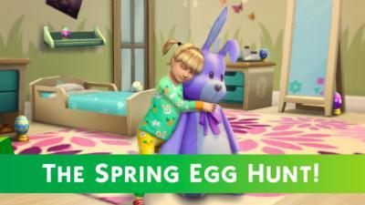 The Spring Egg Hunt!